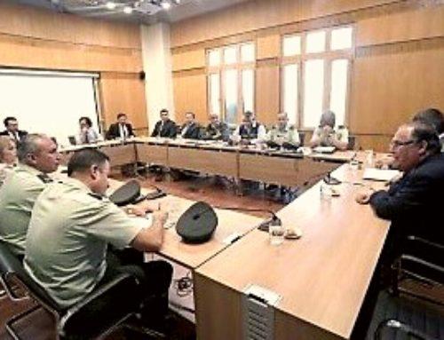 Reunión con Ministro y Subsecretario de Justicia.