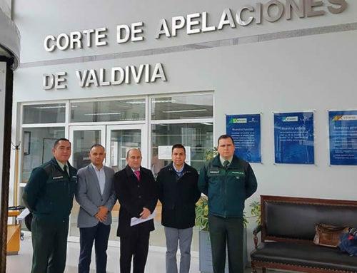 ANOP Interpone Recurso de Protección en Favor de Alcaide del C.P. de Valdivia.