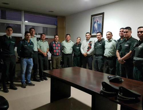 ANOP participa en proceso de elección de Directiva Regional Atacama y Brinda apoyo a Alcaide C.C.P de Chañaral.