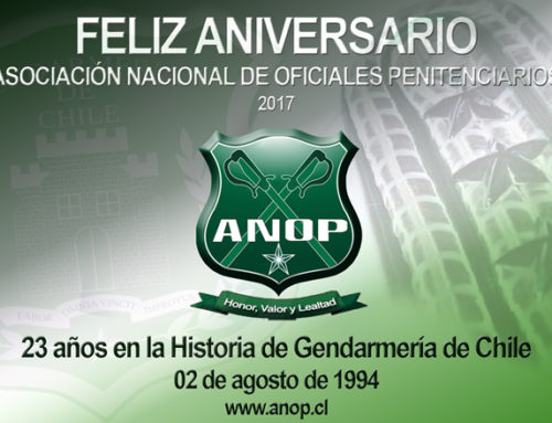 23 AÑOS DE ANOP