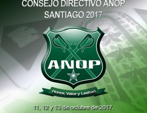CONSEJO DIRECTIVO ANOP 2017