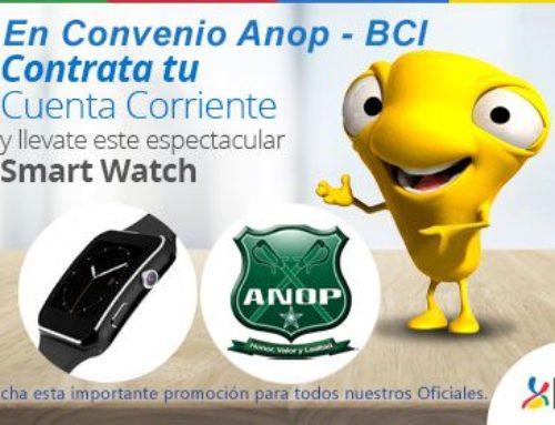 Convenio ANOP & BCI